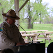 Dan Bortner, the director of Indiana State Parks and Reservoirs