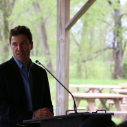 Cameron F. Clark, director of the Indiana Department of Natural Resources